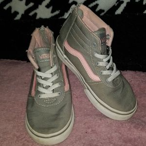 Kid's Great condition Vans' Athletic Shoe. Sz 9.5